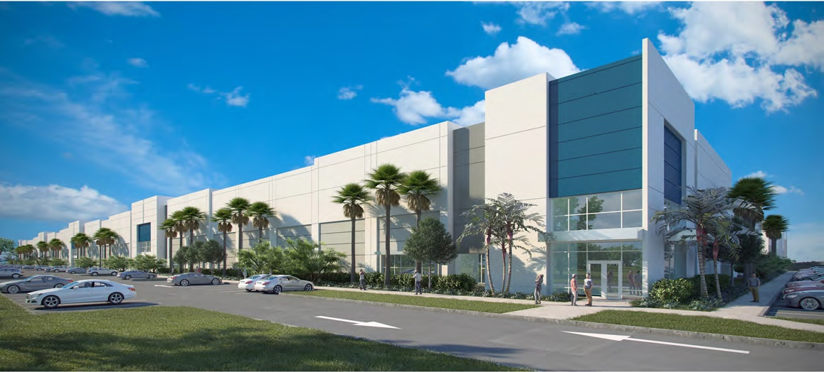 Berger Commercial Realty Brokers $36.9 Million Sale Of 34-Acre Land Parcel; Awarded Exclusive Leasing Assignment For New Major South Florida Industrial Park