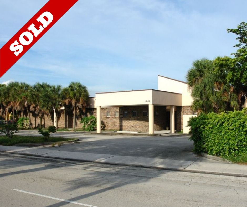 Berger Commercial Realty Closes $5 Million Sale  Of 70,000-sq.-ft. Andrews Avenue Property