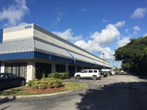 Berger Commercial Realty Leases 24,000 Sq. Ft. At Merrill Industrial Center