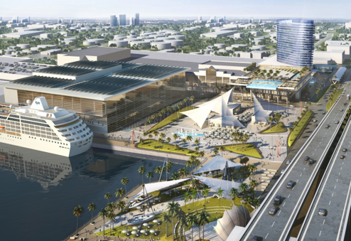 Balfour Beatty Leases Offices At Former Art Institute Of Fort Lauderdale For Convention Center Expansion And Hotel Project