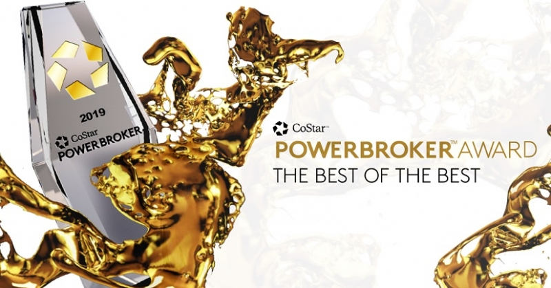Berger Commercial Realty/CORFAC International Repeats CoStar PowerBroker Award Wins In 2019 Sales And Leasing
