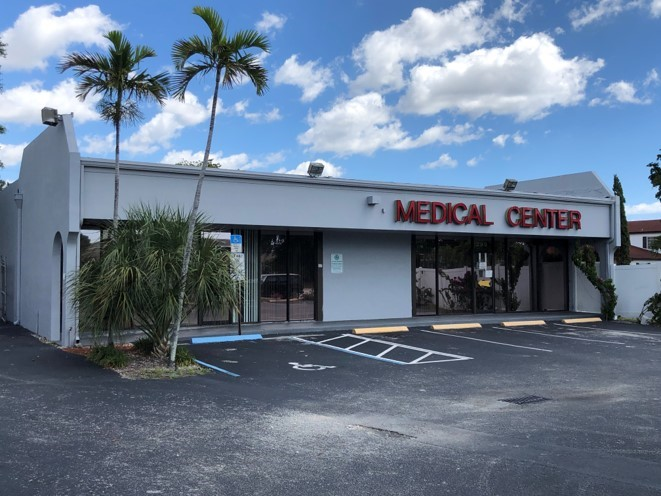 Berger Commercial Realty's Steve Hyatt Negotiates Sale  Of Free-Standing Office Building In Oakland Park