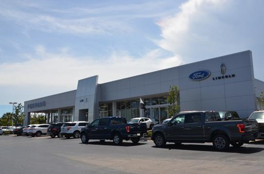Berger Commercial Realty's Steve Hyatt Represents Car Dealership  In Purchase Of Property For Expansion