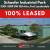 100% leased Schaefer