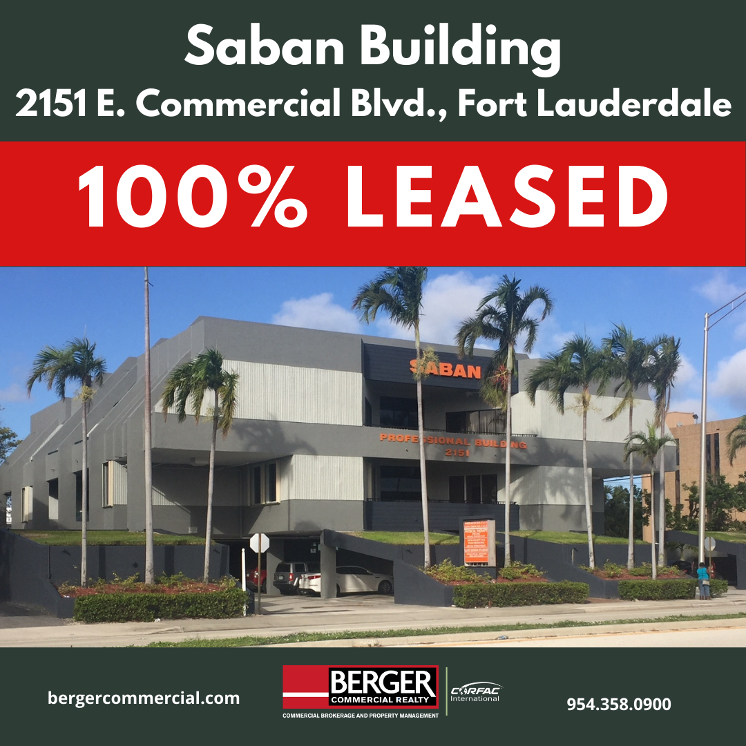 Guilco Family Dental Inks 5-Year Lease Deal At Fort Lauderdale Medical Building, Bringing Building To 100% Occupied