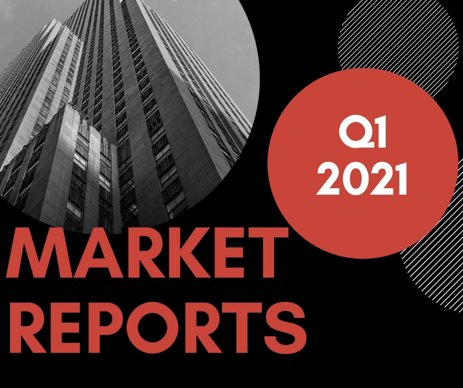 Berger Commercial Realty Q1 2021 Broward and Palm Beach Country Market Report